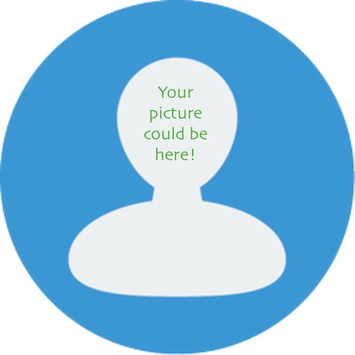 Your Picture Could Be Here photo place holder