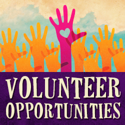 GOE Volunteer Opportunities